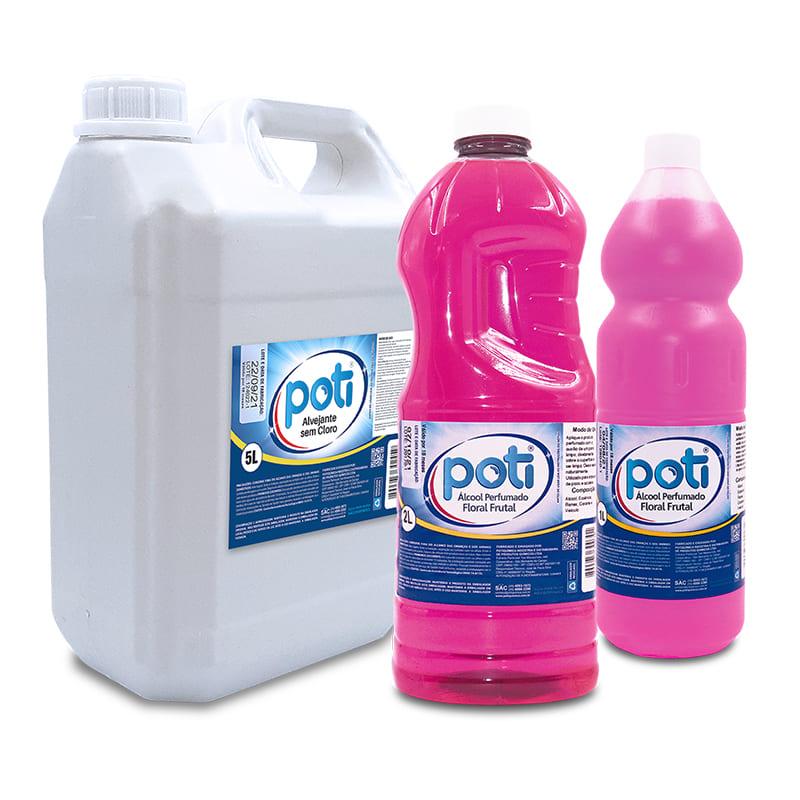 Empresas que vendem produtos de limpeza