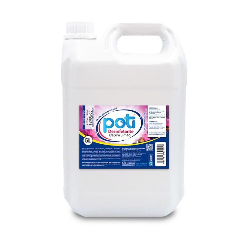 Fornecedor de desinfetante
