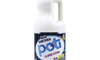 água sanitária sp
